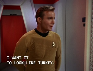 Star Trek Thanksgiving 2