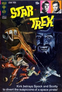 STAR TREK 12 - Cover