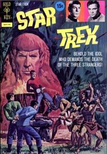 Star Trek 17 - Cover
